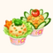 Colorful Salad Cup (TMR)