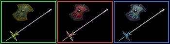 DW Strikeforce - Rapier 4
