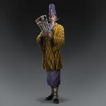 Zuo Ci Job Costume (DW8 DLC)