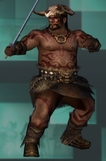 Barbarian Model (DW5)