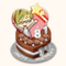 Special Birthday Chocolate Cake - For Kirishima (TMR)