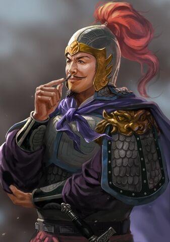 File:ROTK12 Zhu Ran.jpg