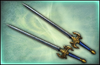 Swallow Swords - 2nd Weapon (DW8)