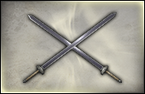 Twin Swords - 1st Weapon (DW8)