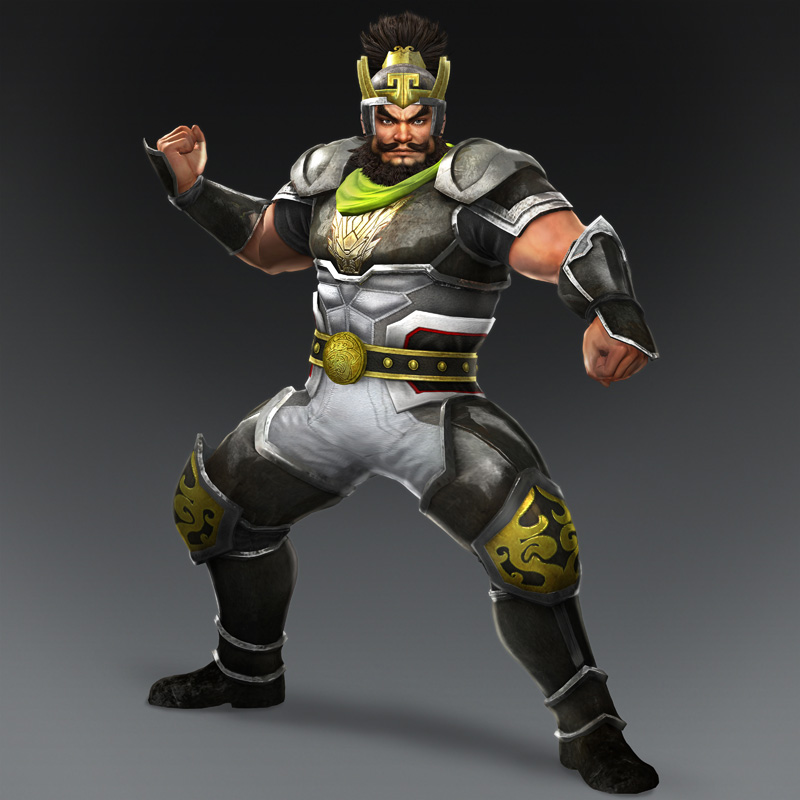 zhang fei dynasty warriors 8 - photo #27