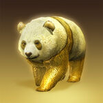 Golden Panda (DW7XL)