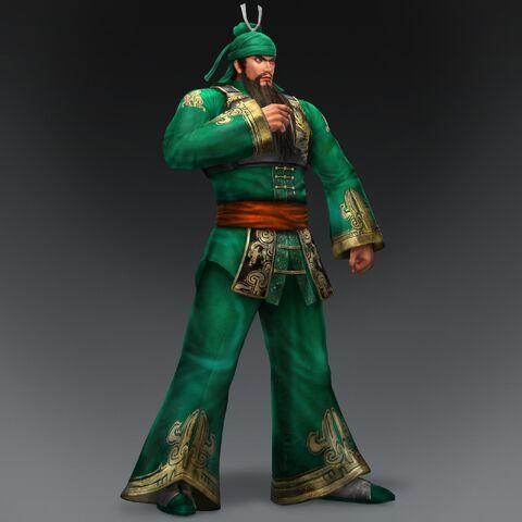 File:Guan Yu DW1 Costume (DW8 DLC).jpg