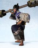 Masanori Fukushima Yukata Costume (SW4E DLC)