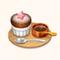 Chocolate Souffle (TMR)