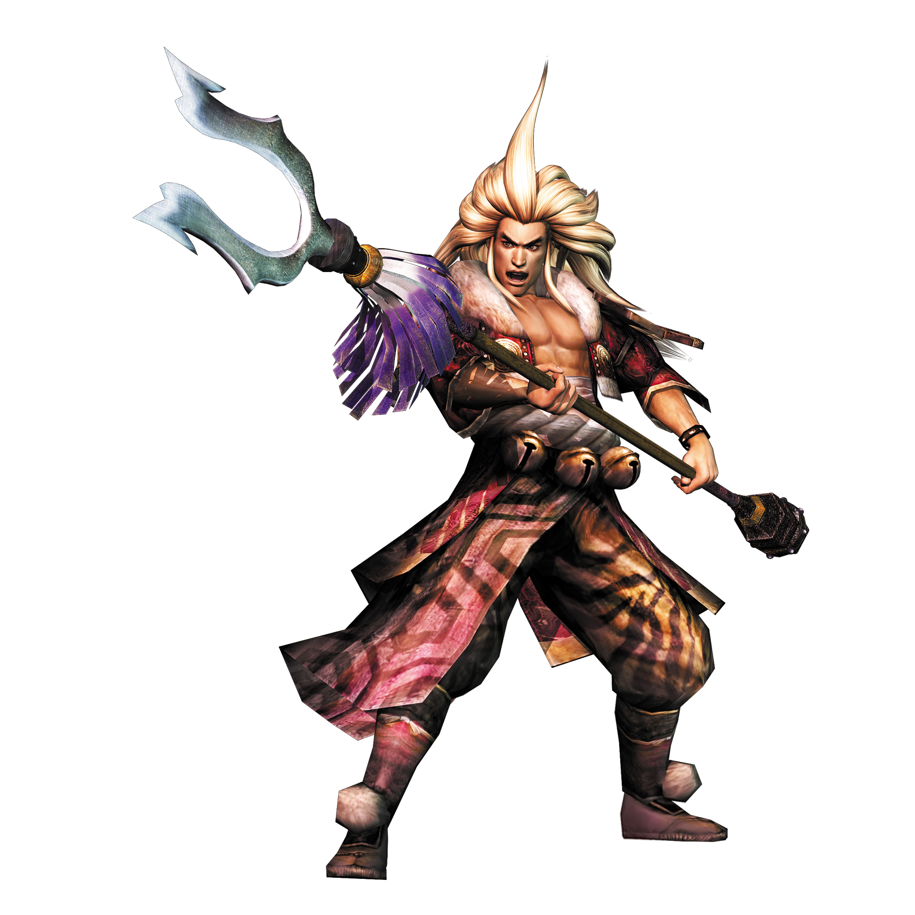 Warriors Orochi 3 Ultimate Guide: Image - Keiji Maeda - SW.PNG