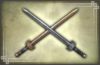 Twin Swords - 2nd Weapon (DW7)