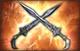 4-Star Weapon - Heaven & Hell Swords