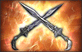 4-Star Weapon - Heaven & Hell Swords