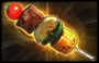 DLC Weapon - Shishkebab