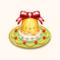 Christmas Bell Cake (TMR)