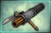 Arm Cannon - 2nd Weapon (DW8)