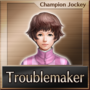 Champion Jockey Trophy 34