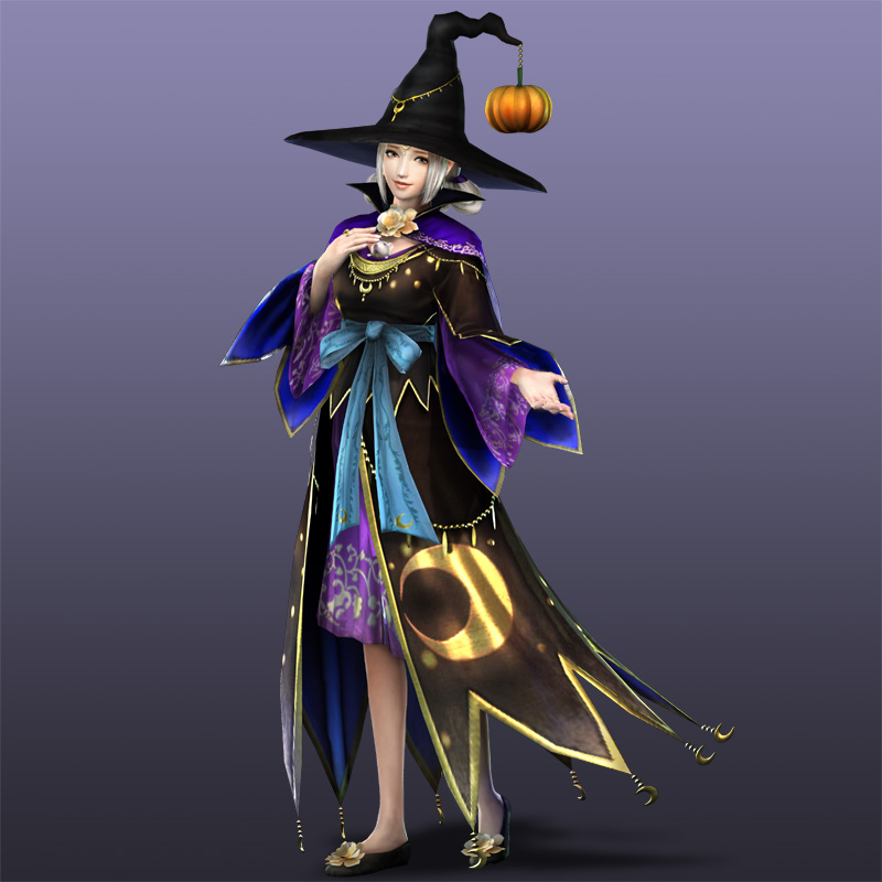 Warriors Orochi 3 Ultimate All Dlc Costumes: Image - CaiWenji-DW7-DLC-Wei Fairytale Costume.jpg