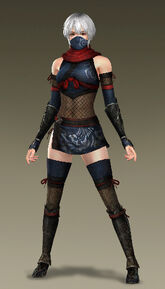 Female Protagonist Outfit (TKD DLC)