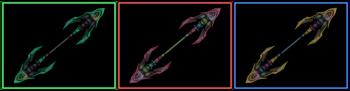 DW Strikeforce - Dual Spear 10