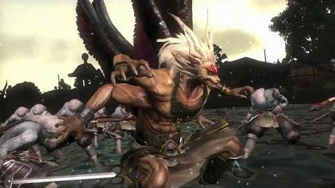無双OROCHI2 Ultimate: 渾沌 アクションムービー