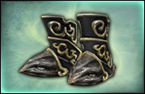 Metal Greaves - 2nd Weapon (DW8)