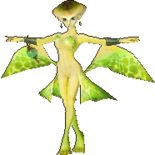 Princess Ruto Alternate Costume 3 (HWL DLC)