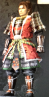 Extravagant Armor (Kessen III)