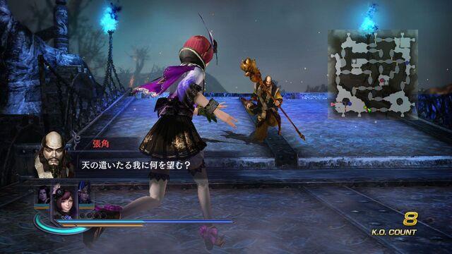 File:Warriors Orochi 3 - Scenario Set 20 Screenshot 2.jpg