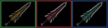 DW Strikeforce - Large Blade 8