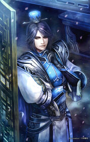 Sima Shi 15th Anniversary Artwork (DWEKD)
