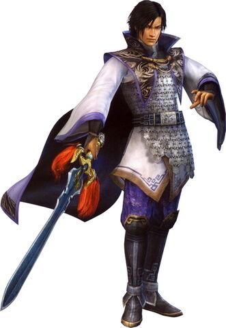 File:Cao Pi Dynasty Warriors 6.jpg