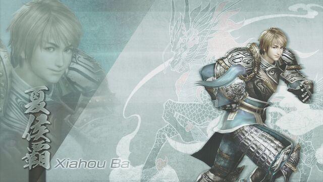 File:XiahouBa-DW7XL-WallpaperDLC.jpg