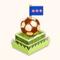 Soccer Ball Cake (TMR)