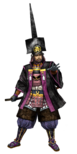 Ieyasu Tokugawa Concept (NAO)