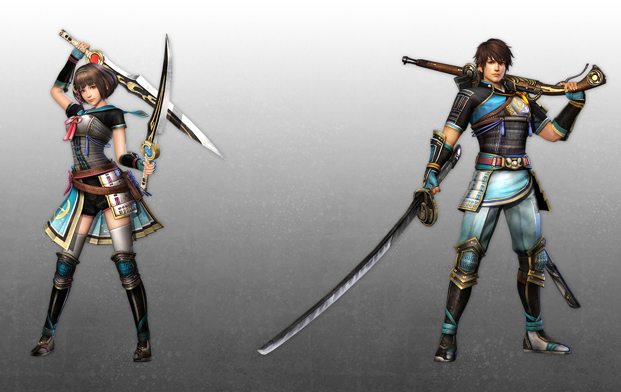 Kai Samurai Warriors 4