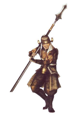 File:Hideyoshi Toyotomi Render (SW).jpg