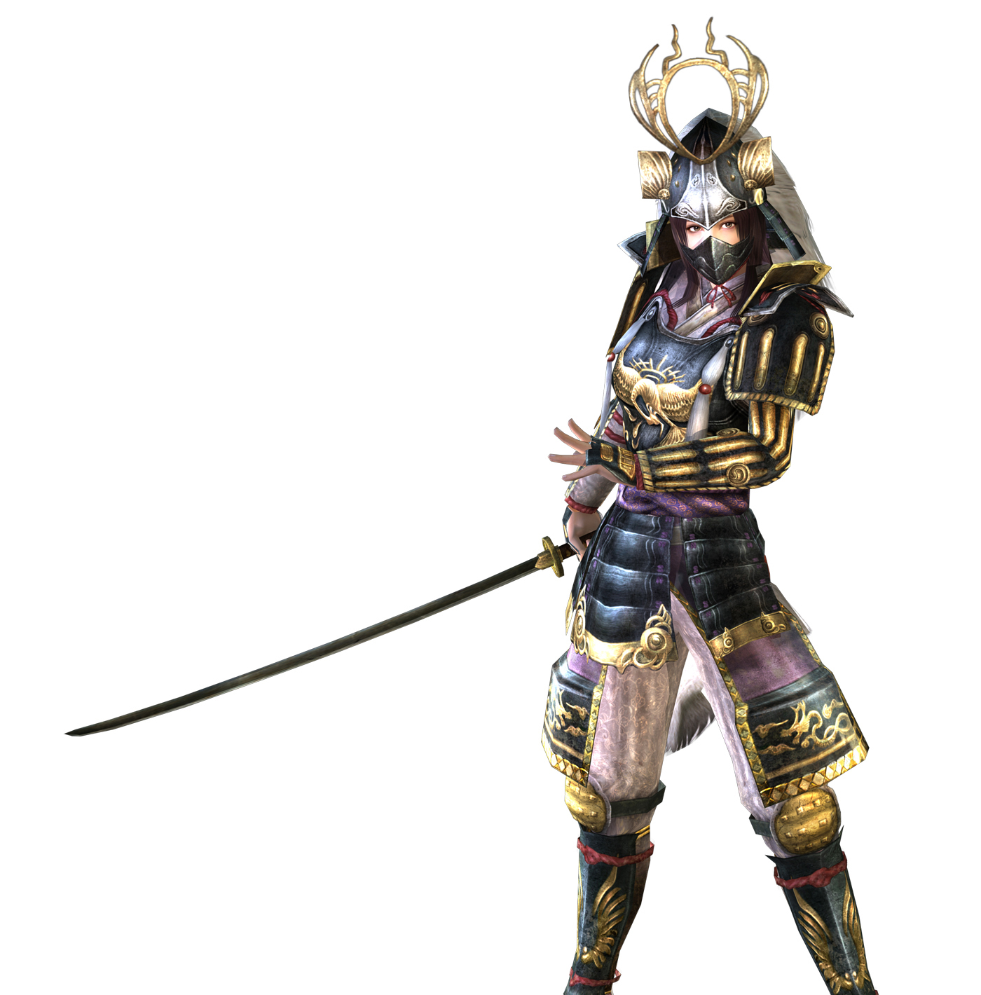 Dynasty warriors and samurai warriors girls lesbian  fucked photos