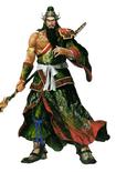 Guan Yu Concept Artwork (DW3)