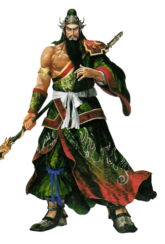 File:Guan Yu Concept Artwork (DW3).png