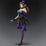 Zhang Chunhua Job Costume (DW8 DLC)