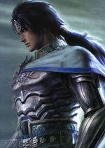 Zhao Yun DW6 Artwork
