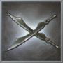 Default Weapon - Kunoichi (SW4)
