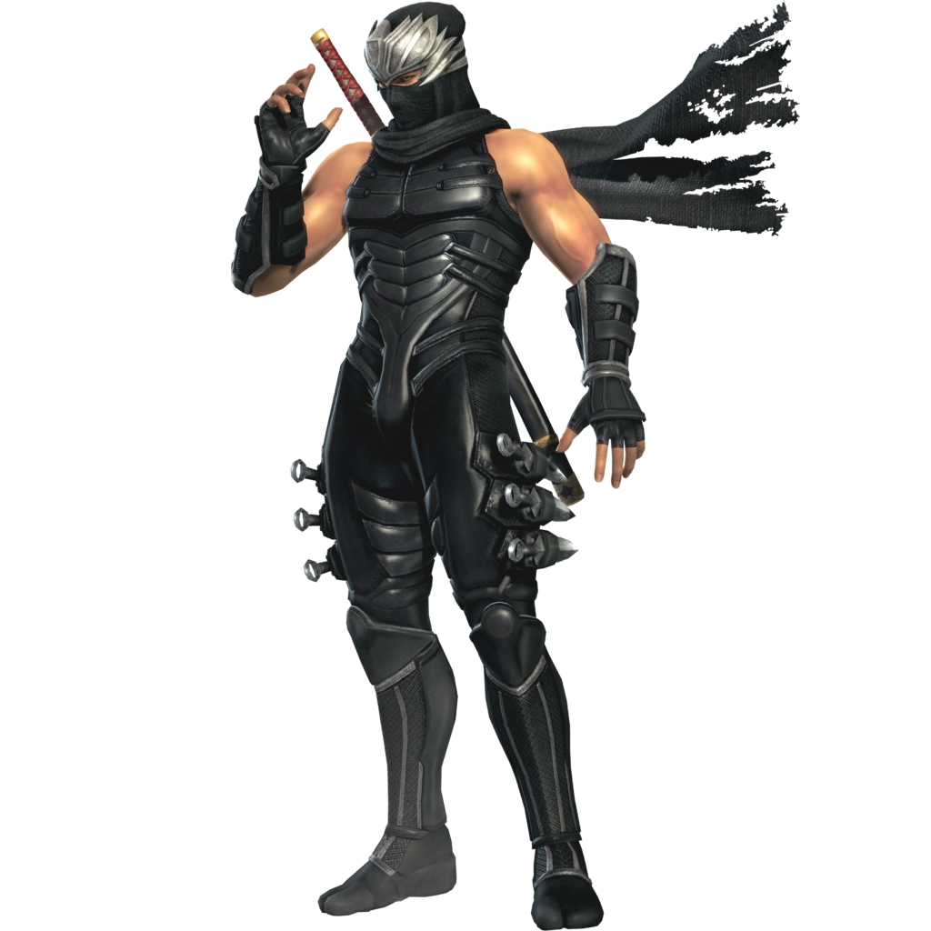 Warriors Orochi 3 Ultimate Ryu Hayabusa Mystic Weapon