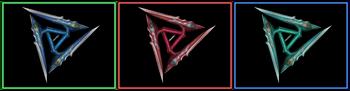 DW Strikeforce - Tri Blades 5