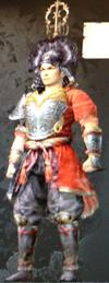 Khakkhara Ushirodate (Kessen III)