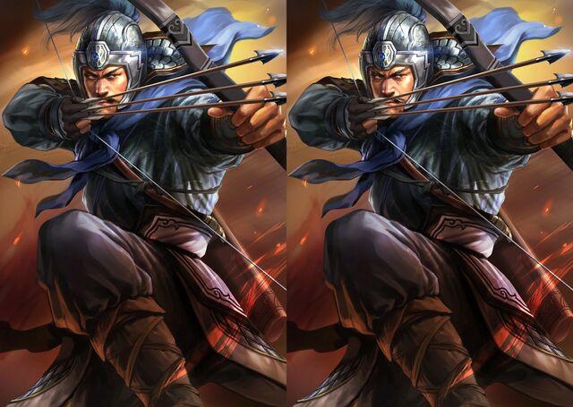 File:Xiahou Yuan (ROTK13).jpg