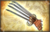 Claws - 5th Weapon (DW7)