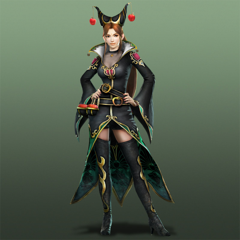 Warriors Orochi 3 Ultimate Equip Items: Image - Yueying-dw7-dlc-original2.jpg