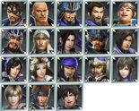 Wei Avatar Set (DW8 DLC)